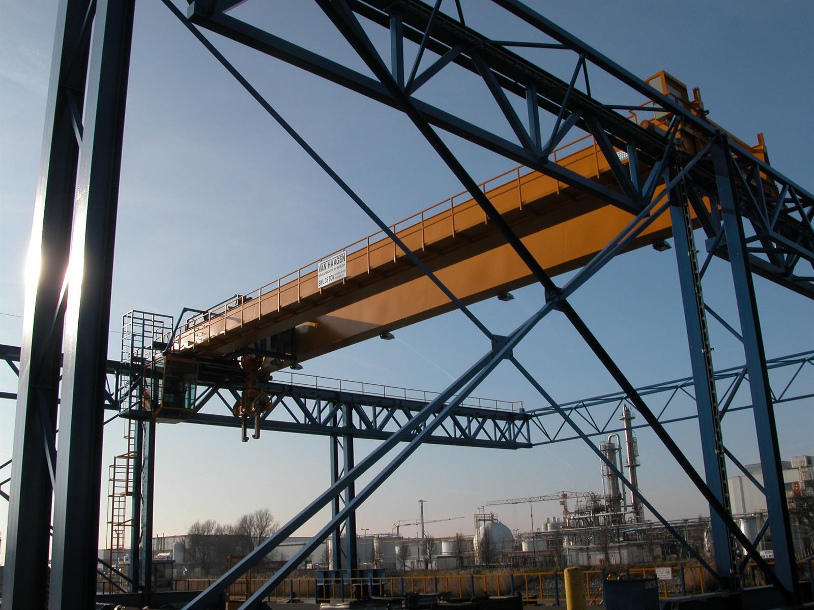 Overhead Cranes Europe : Overhead cranes references